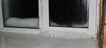 Окна в сип доме